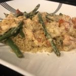Creamy Tuscan Chicken and Veggies